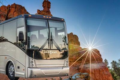 Luxury Bus Tour to Bryce Canyon