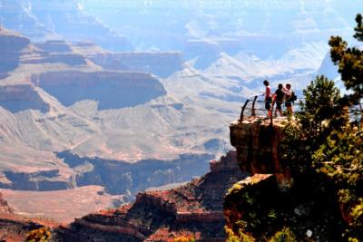 Grand Canyon South Rim Mather Point