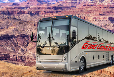 Grand Canyon Express Luxury Bus Tour