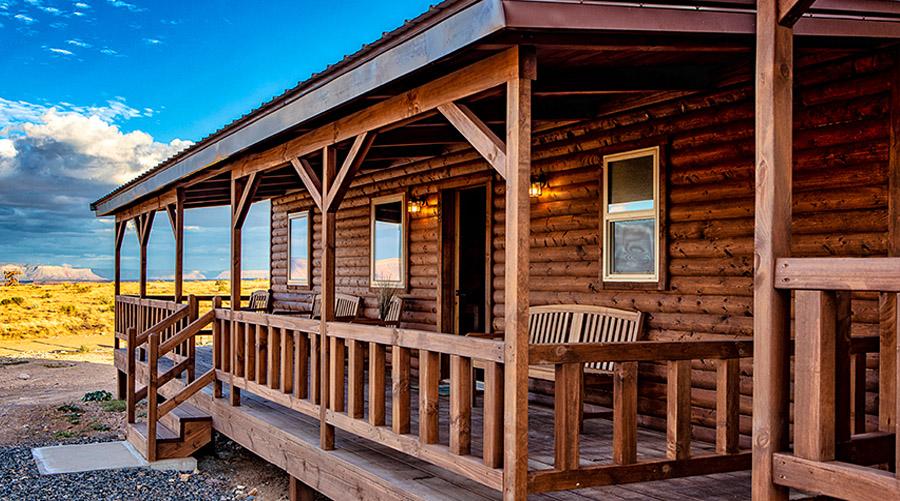 Cabin at Hualapai Indian Ranch 0