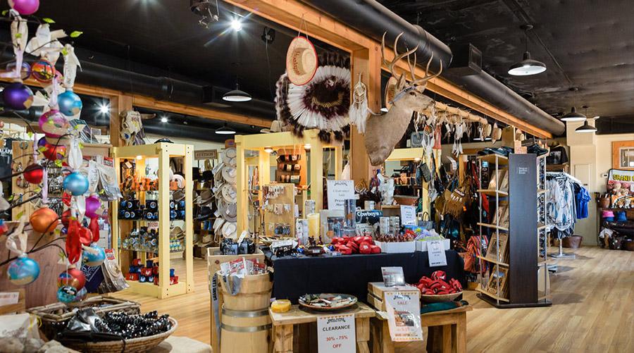 Gift Shop at Hualapai Ranch