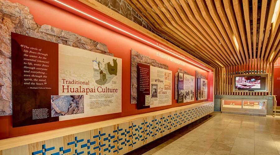 Hualapai Cultural Center At Grand Canyon West Rim