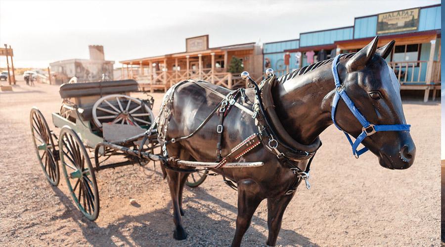 Main Street At Hualapai Ranch