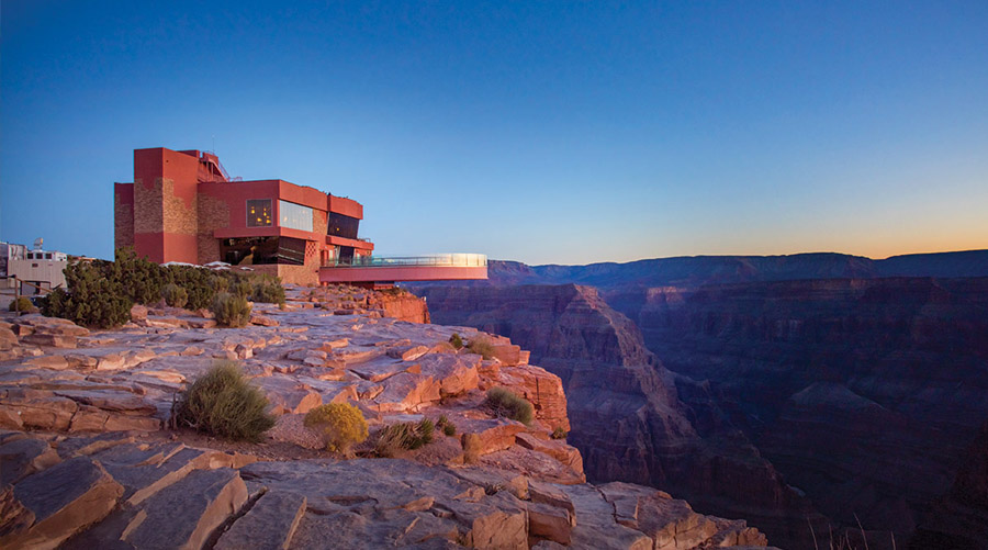 Skywalk 2 At Grand Canyon West Rim