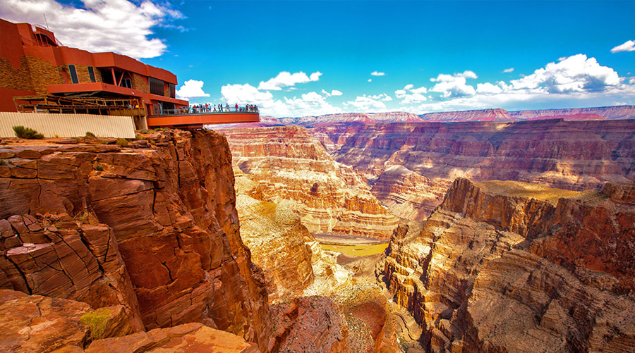 Skywalk 3 at Grand Canyon West Rim
