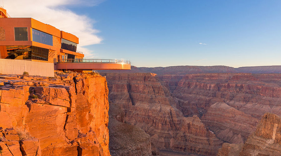 Skywalk Over Grand Canyon West Rim
