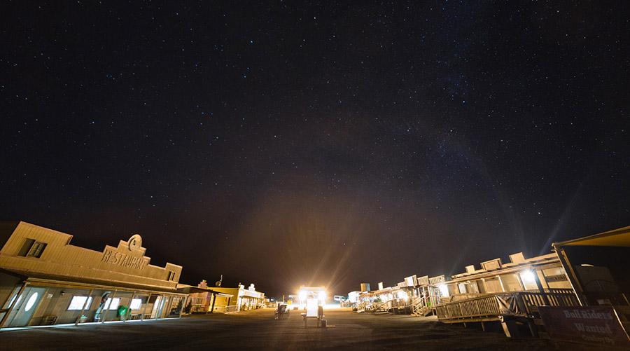 Star Lit Night 2 at Hualapai Ranch