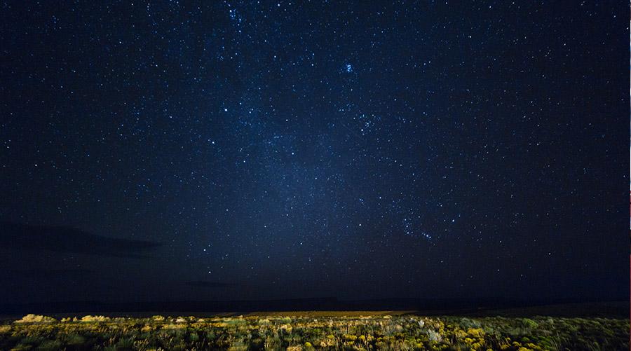 Star Lit Night at Hualapai Ranch