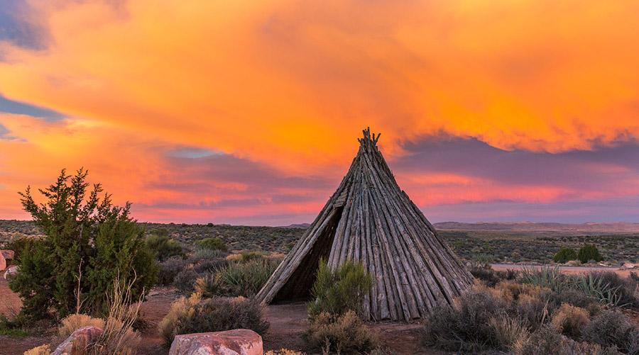 Wickieup at Hualapai Ranch