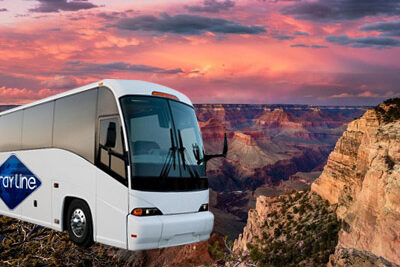 Grand Canyon South Rim Bus