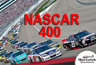 NASCAR 400 Cup Race