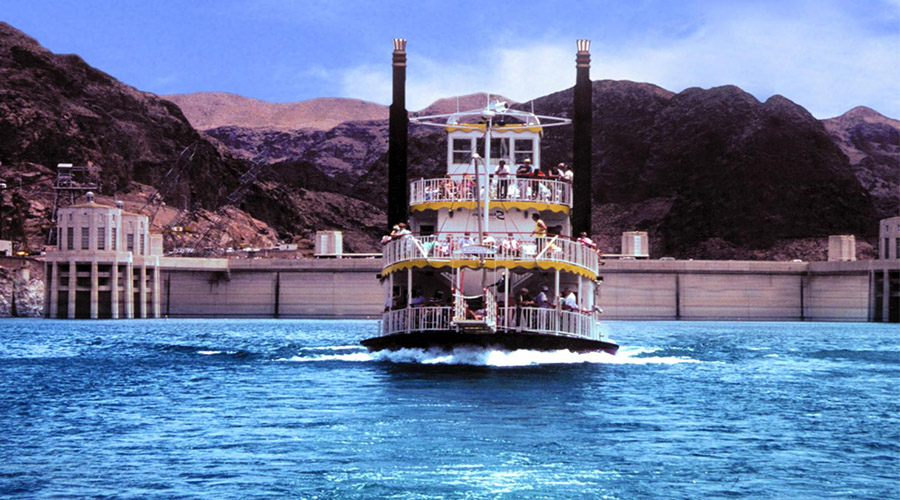 Desert Princess Paddle Boat