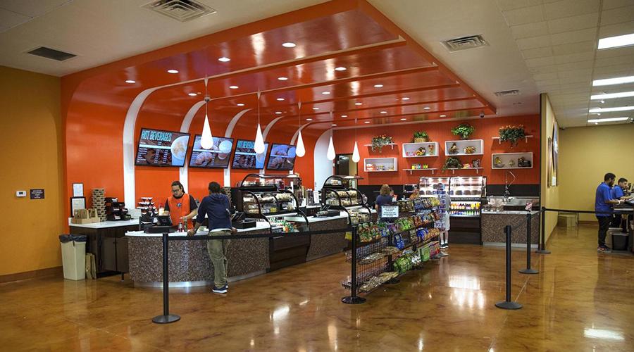 Gray Lines Las Vegas Terminal