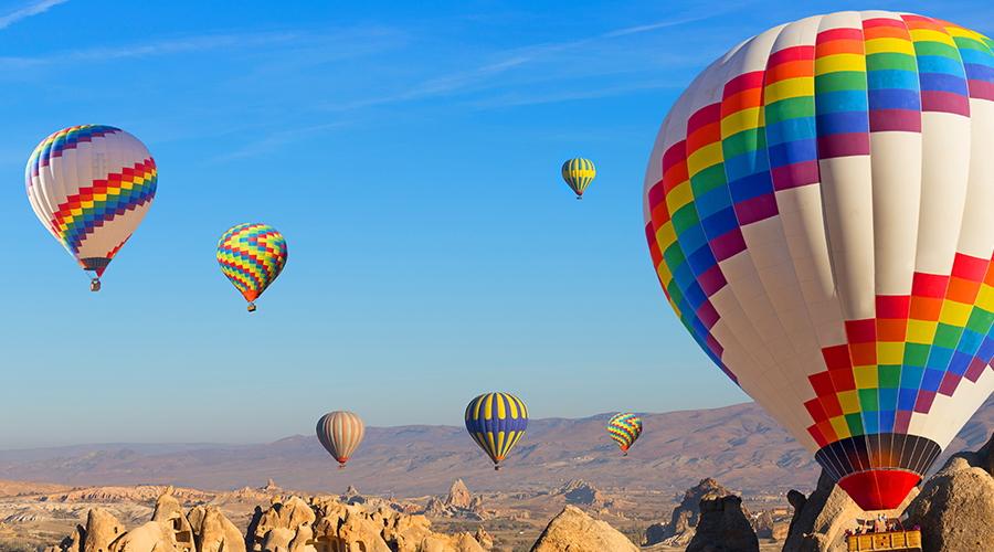 Hot Air Balloon Festival 2 900 x 500