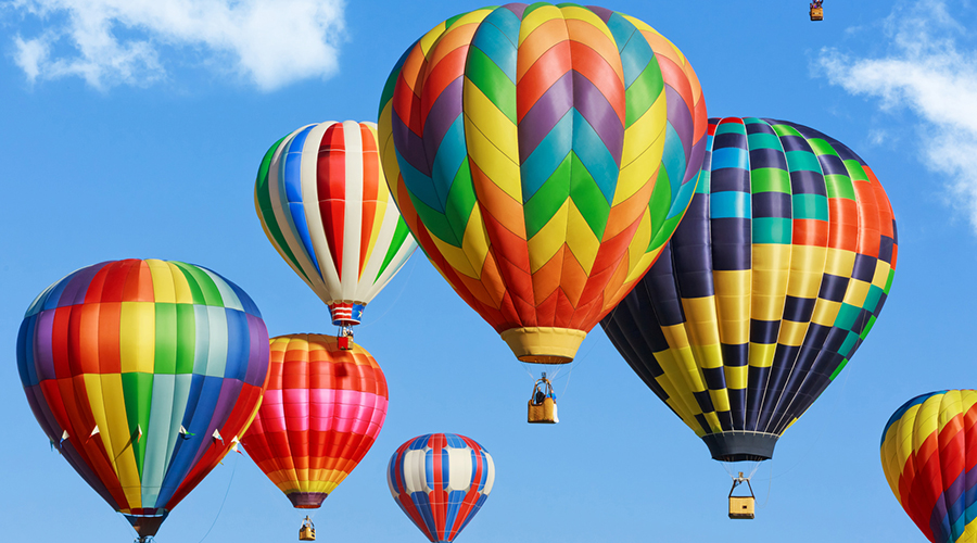 Hot Air Balloon Festival 4 900 x 500