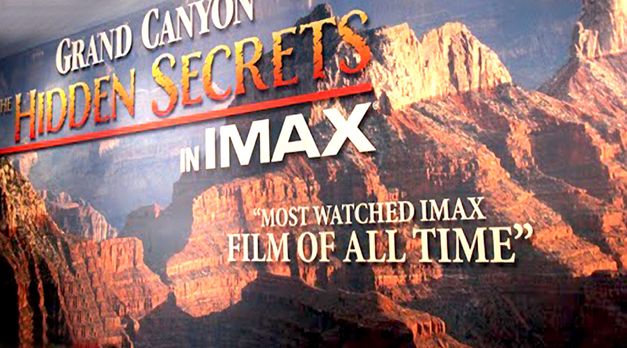 Secrets of the Canyon Poster Board