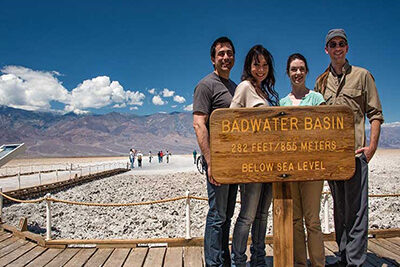 Bad Water Basin Death Valley Day Tour from Las Vegas