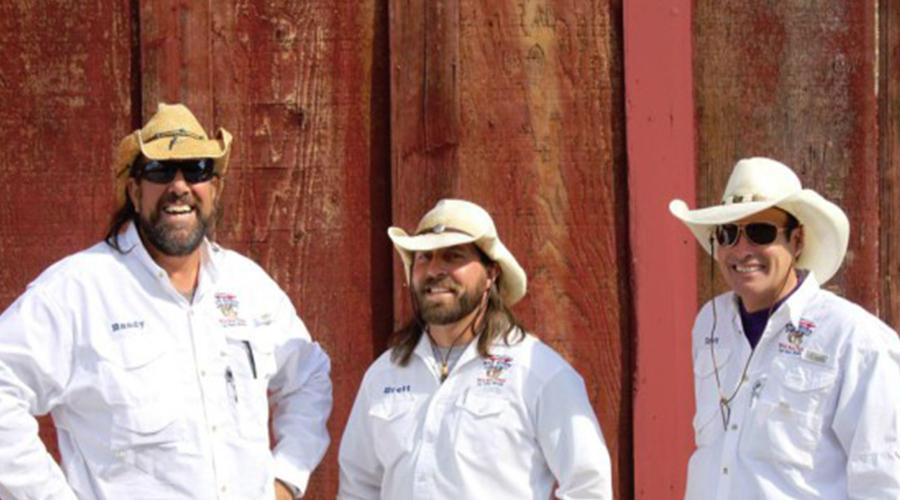 Big Horn Tour Guides at Grand Canyon Hualapai Indian Ranch