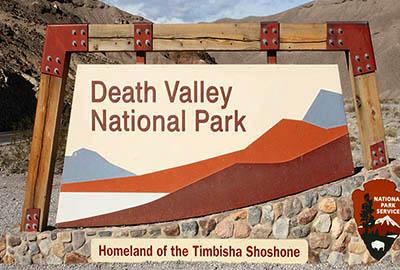 Death Valley Hummer Tour