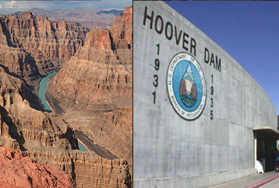 Grand Canyon Hoover Dam Combo tour
