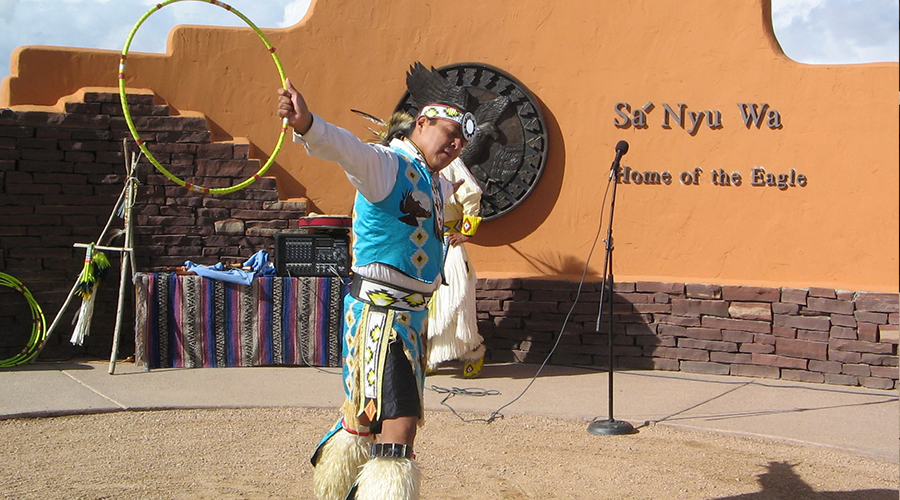 Hualapai Indian Ranch with Hualapai Indian Ceremonial Dance