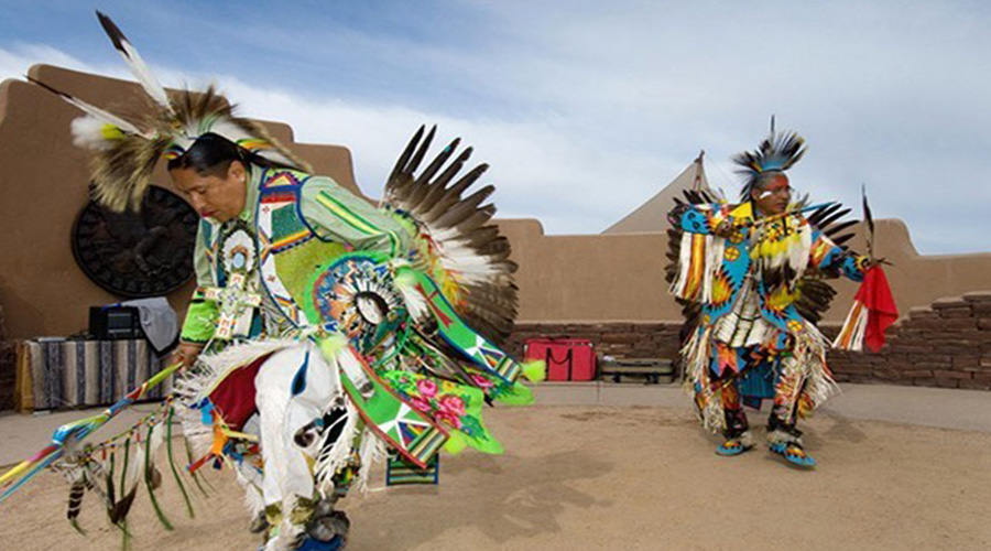 Hualapai Indians Ceremonial Dance