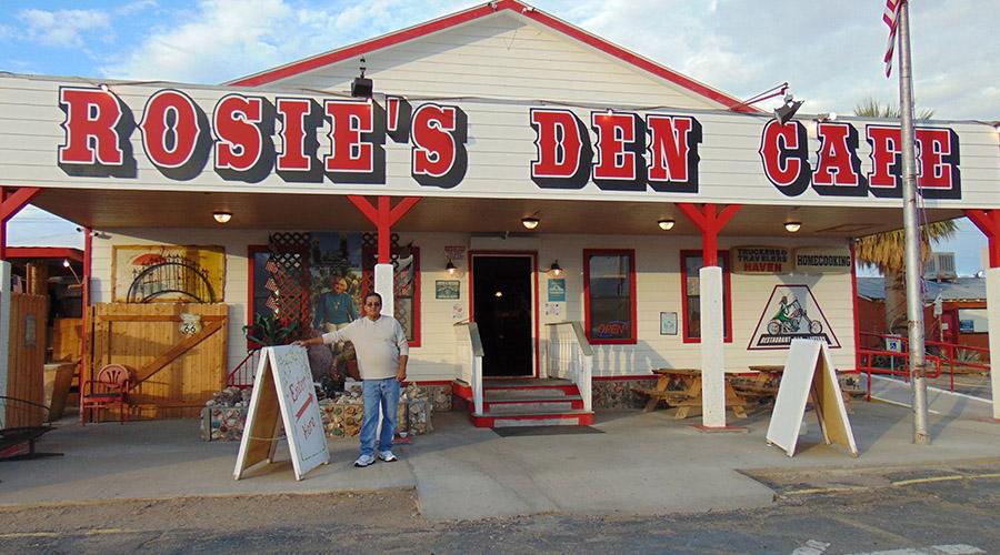 Rosie's Den Cafe