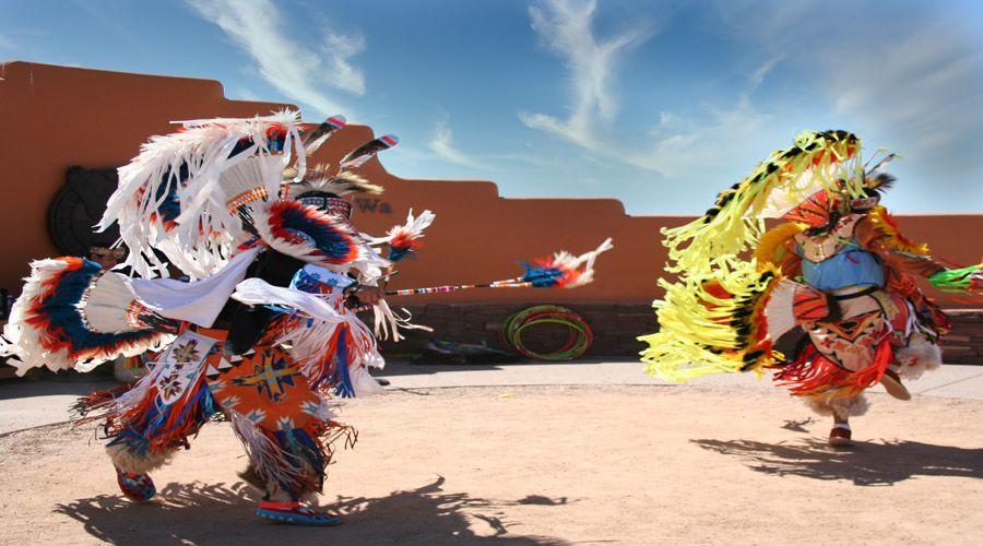 Grand Canyon West Rim Hualapai Indian Dancers