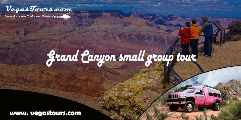 Take a Small Group Tour to Grand Canyon in a Pink Jeep Trekker