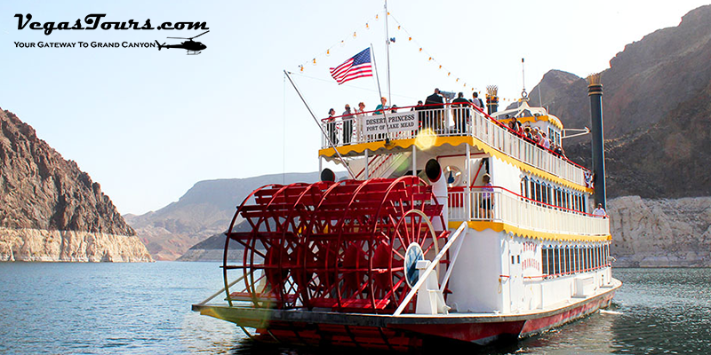 Lake Mead Boat Cruise: Including the Hoover Dam by Vegas Tours